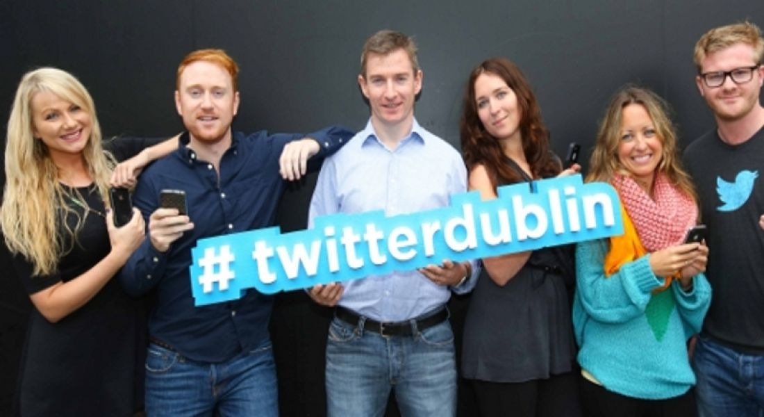 140 characters now at Twitter in Dublin