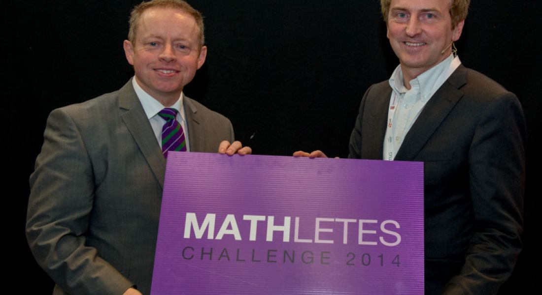 700 students from 115 Irish schools sign up for €20k MATHletes challenge
