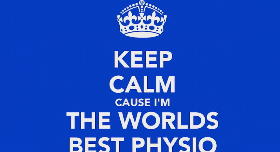 Career memes of the week: physiotherapist