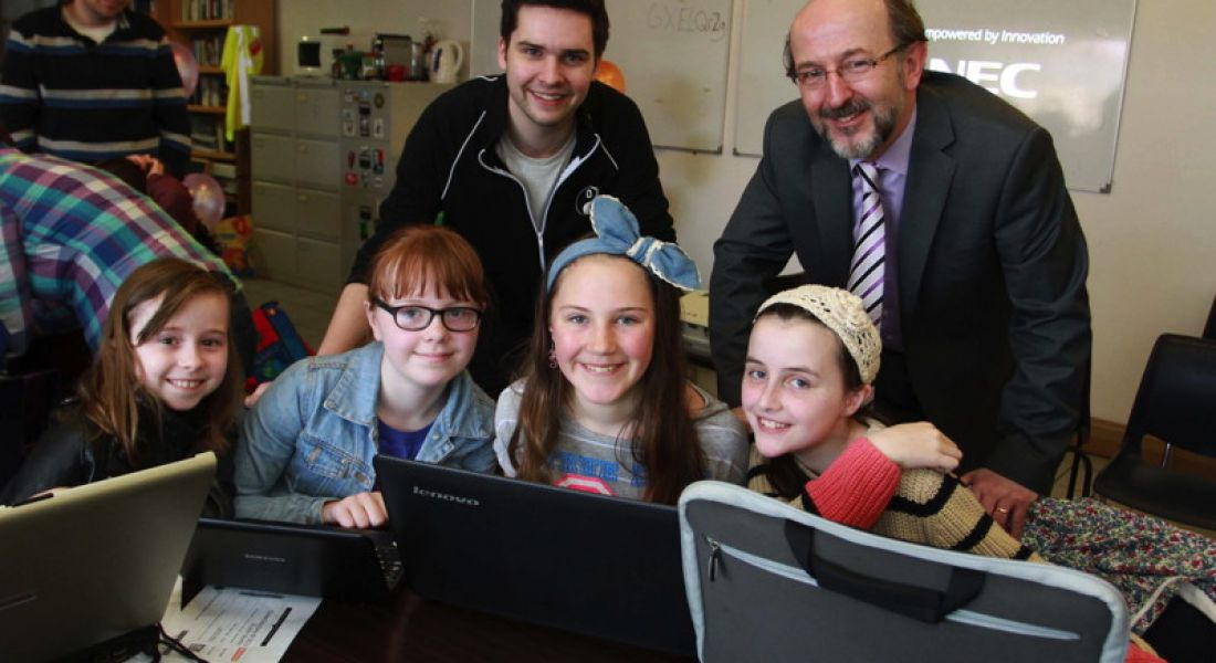 One year of CoderDojoGirls bears lessons in girls learning code