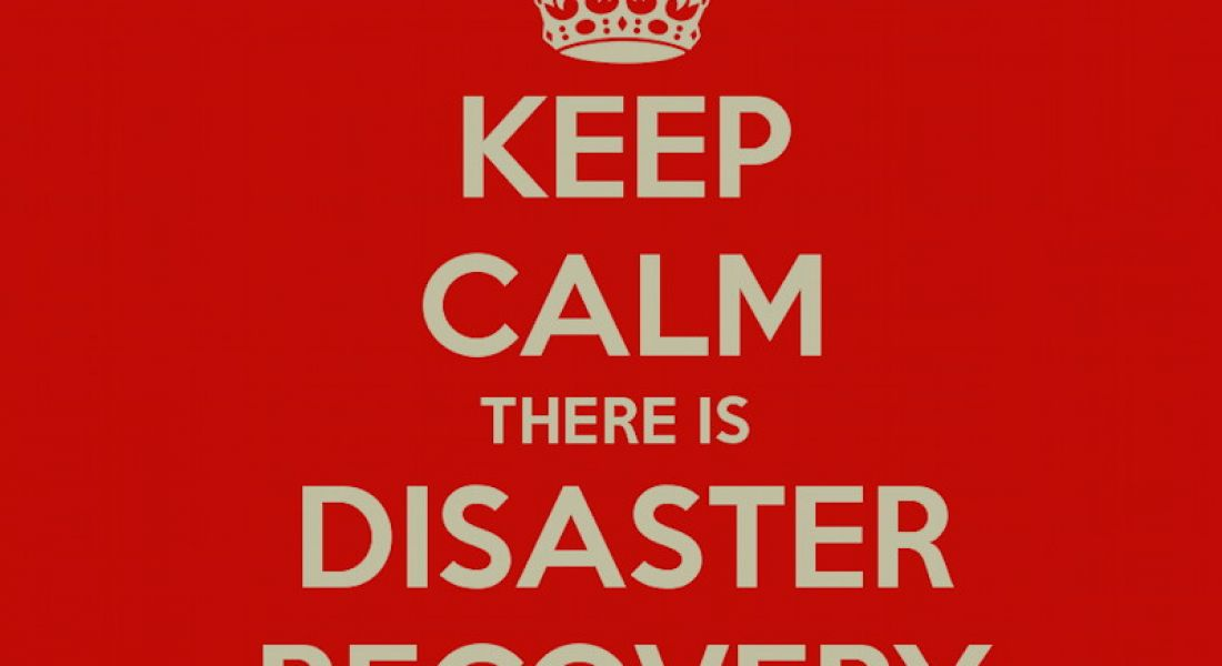 Career memes of the week: disaster recovery specialist