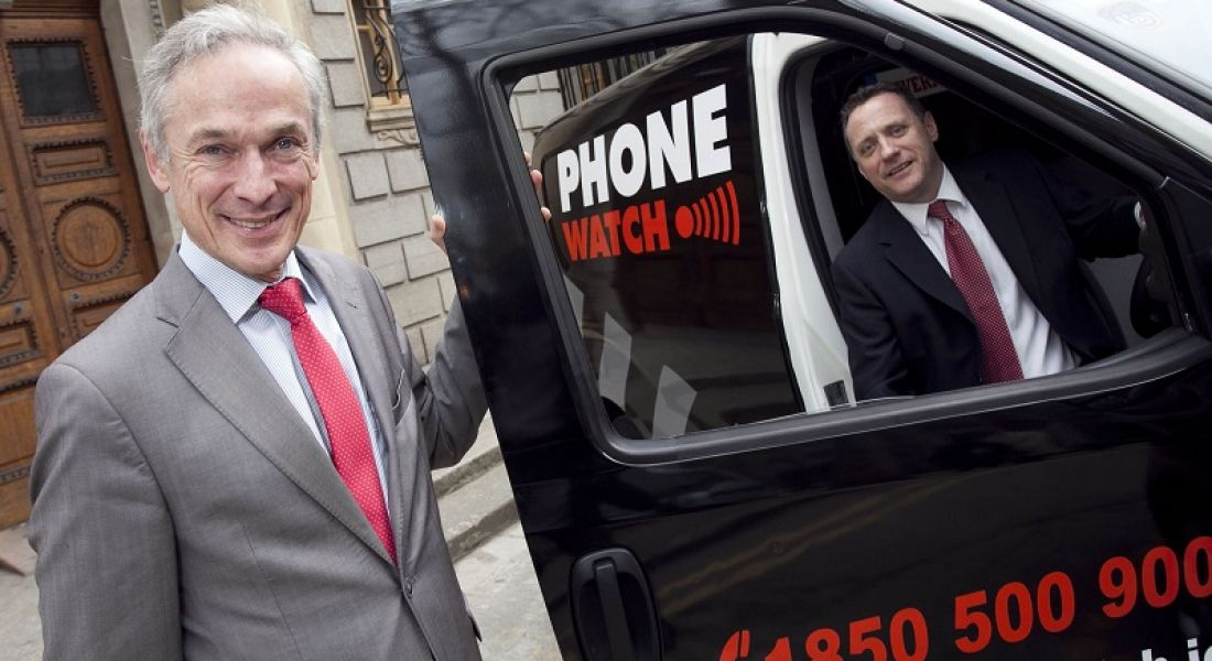 PhoneWatch expands operations in Ireland with creation of 230 jobs