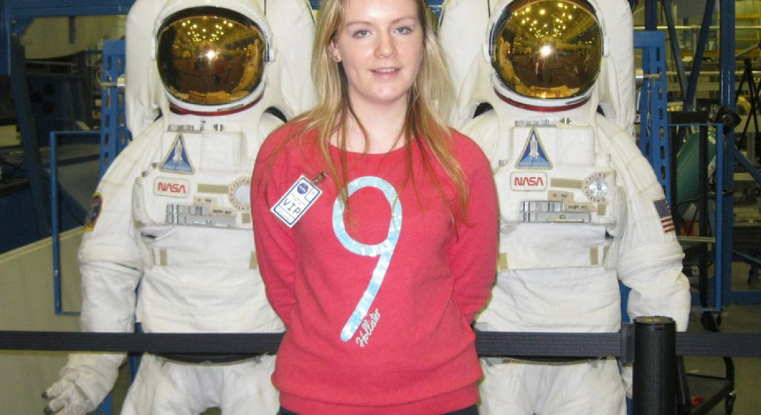 Kerry teen enjoys trip of a lifetime courtesy of Intel, NASA and Women Invent Tomorrow