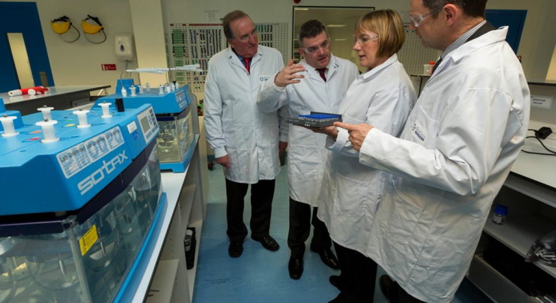 EirGen Pharma to create 40 jobs for south-east Ireland