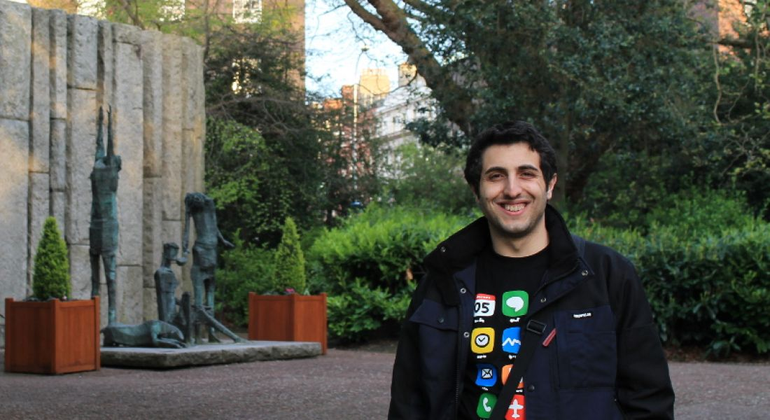 Project server consultant from Syria leaves Middle East for change and challenge