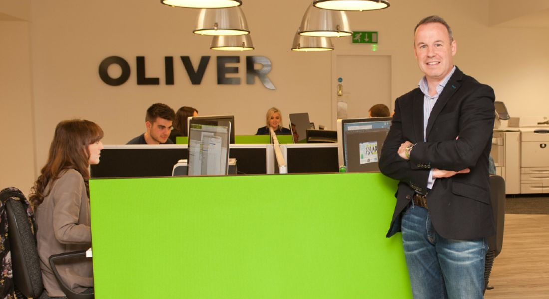 Oliver Marketing keeps growing with 20 new jobs in digital marketing