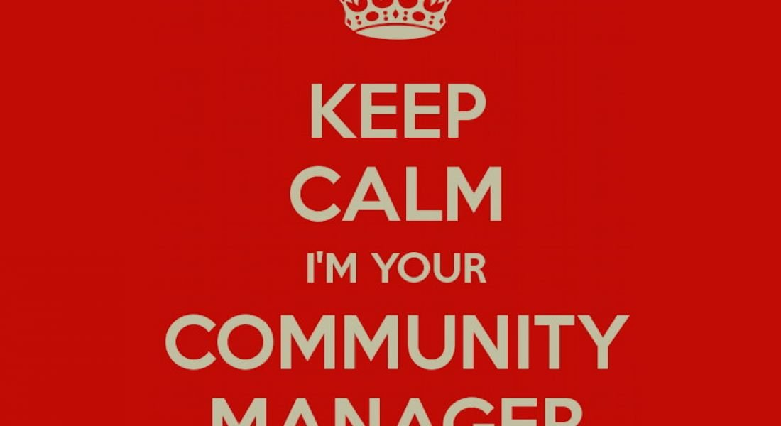 Career memes of the week: community manager