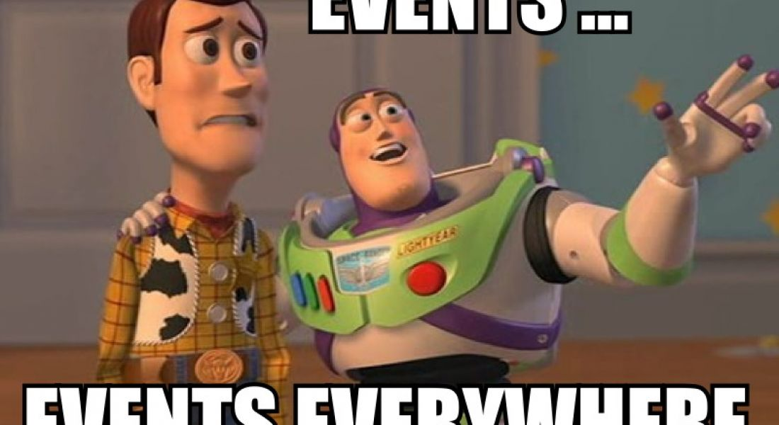 Career memes of the week: event planner