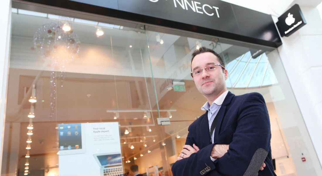 Apple reseller iConnect to open in Derry, 10 jobs created