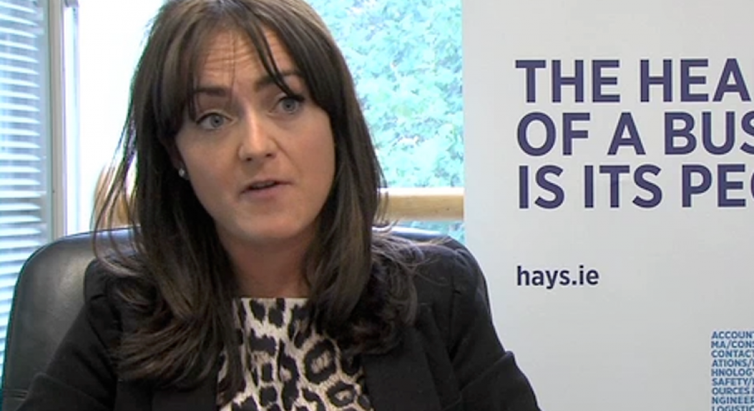 Hays reveals how graduates can prepare for a career in tech