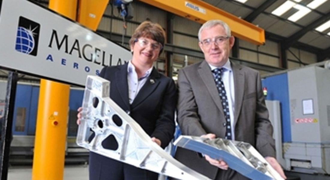 Magellan Aerospace to bring 47 advanced manufacturing jobs to NI
