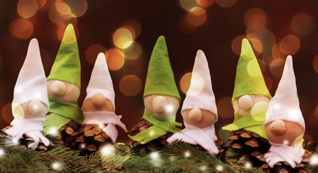 10 memes highlight the career of a Christmas elf