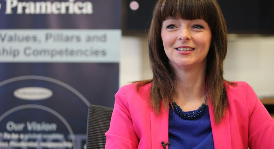 Pramerica's career options in Donegal (video)