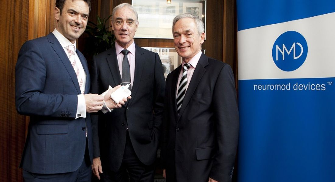 Medical-devices company Neuromod to create 50 jobs over 5 years