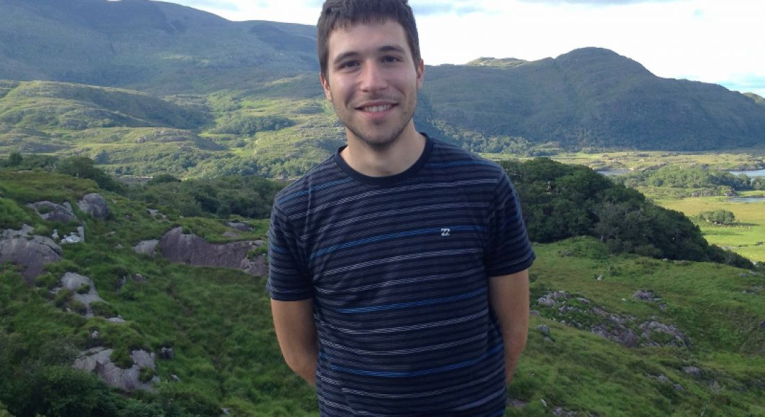 Software engineer from Italy felt settled in Shannon within a week
