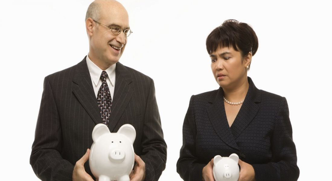 16pc of men think lack of equal pay among women is an issue – research