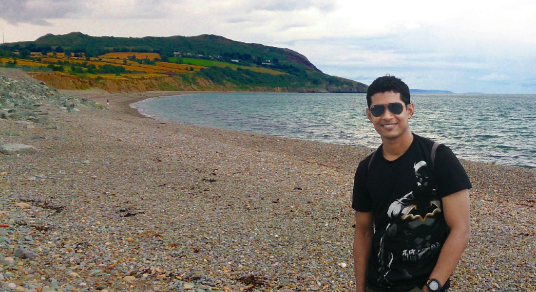 Software QA engineer from India makes successful move to Dublin