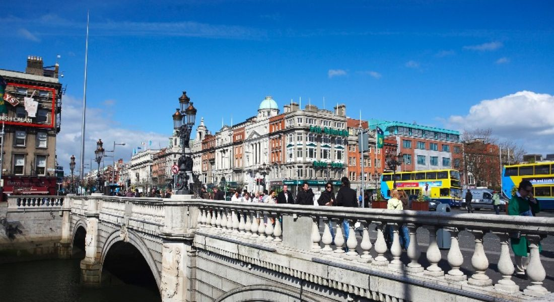 Toronto and Dublin: Americans' favourite places to live in