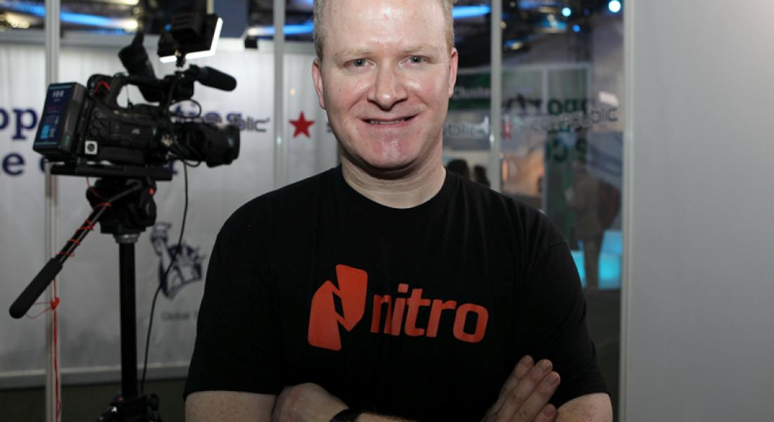 Career Zoo: Interview with John O'Keeffe, VP EMEA, Nitro