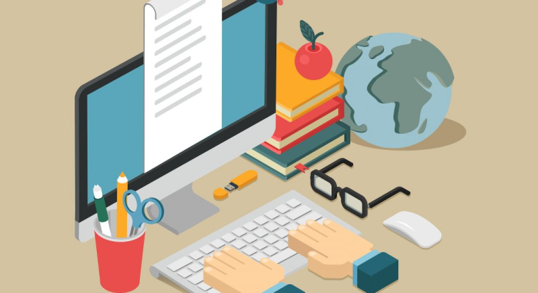 Online courses can help your career (infographic)