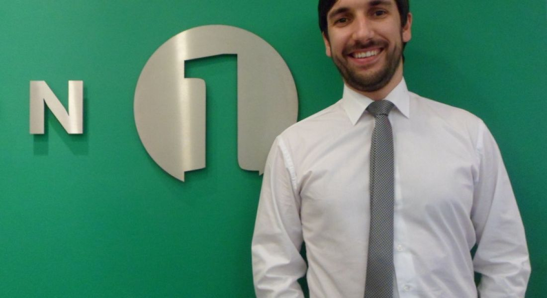 Technical lead from Portugal feels more Irish by the day