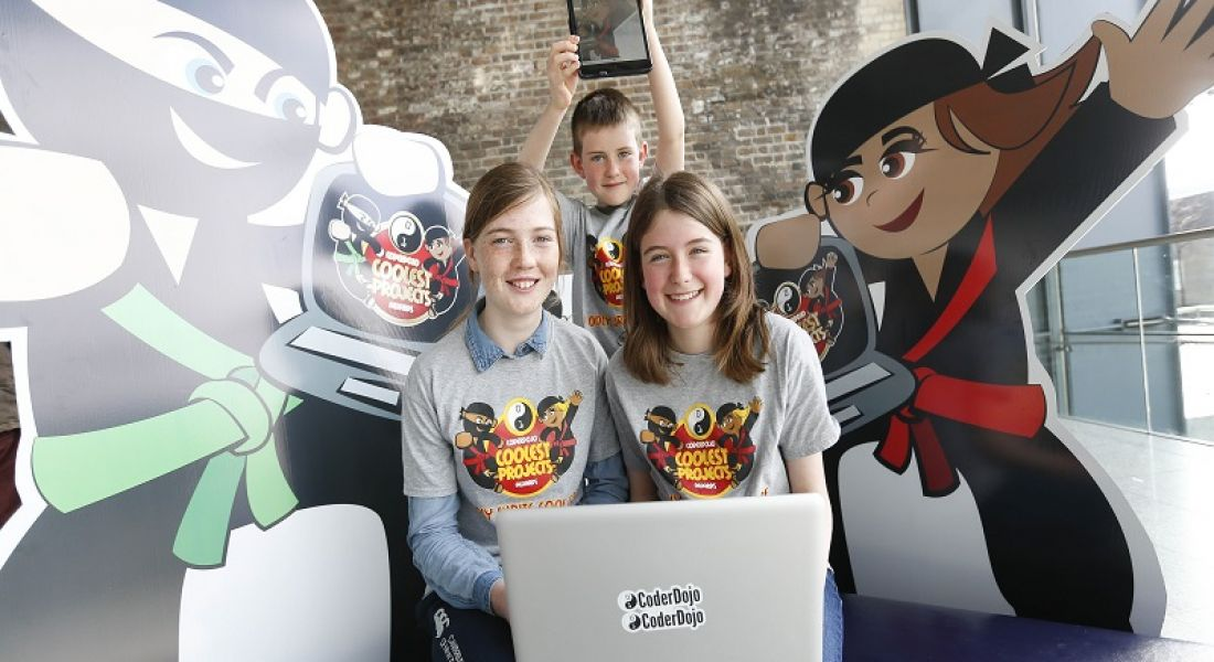 CoderDojo Coolest Projects Awards kicks off with drone spectacular