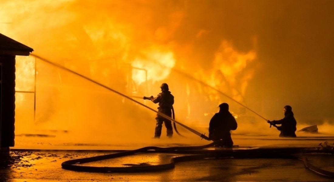 Firemen at work - 7 wearable jobs