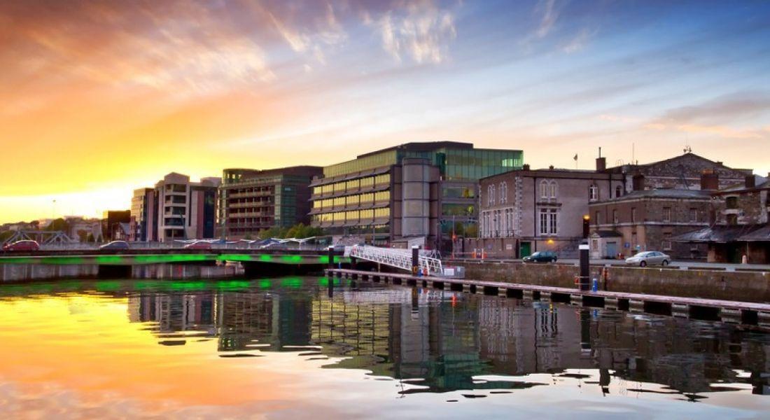 Cork at dawn - Shutterstock