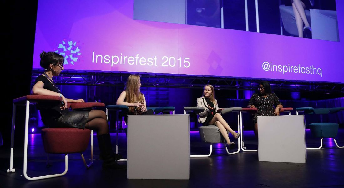 Next generation sows the seeds of greatness at Inspirefest 2015