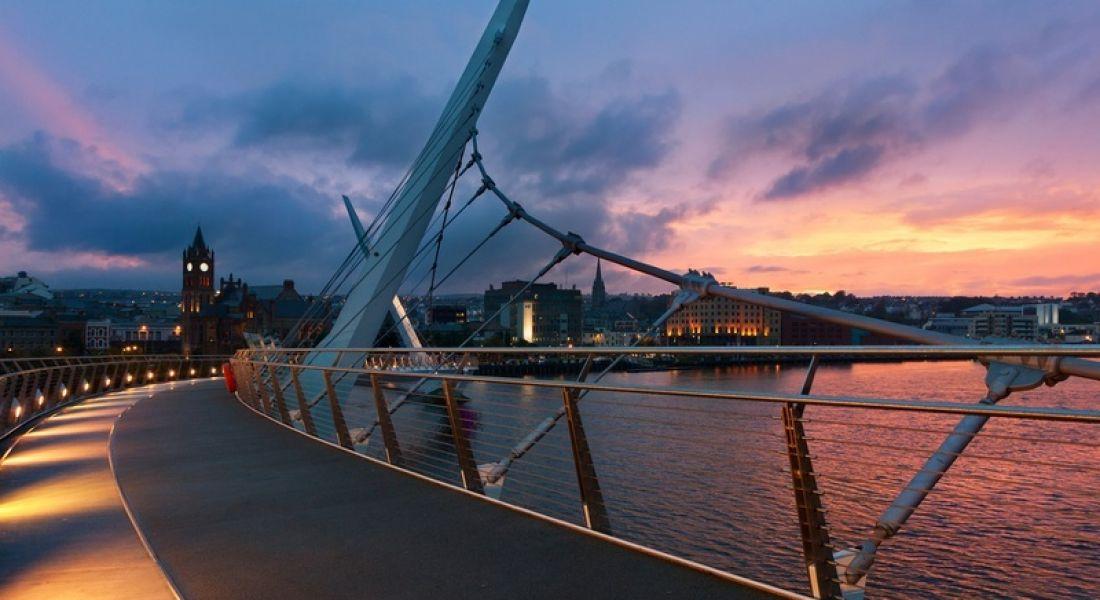 Derry jobs – Derry peace bridge