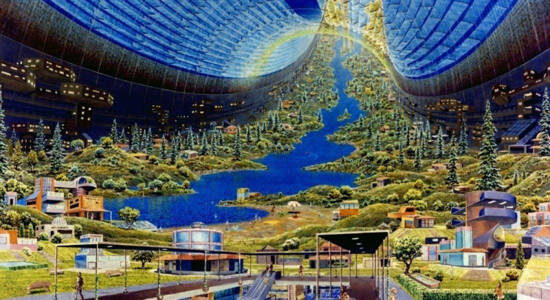 NASA space settlement design contest won by Dublin school