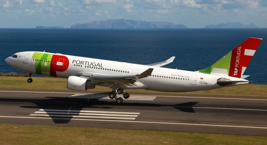 TAP Portugal plane