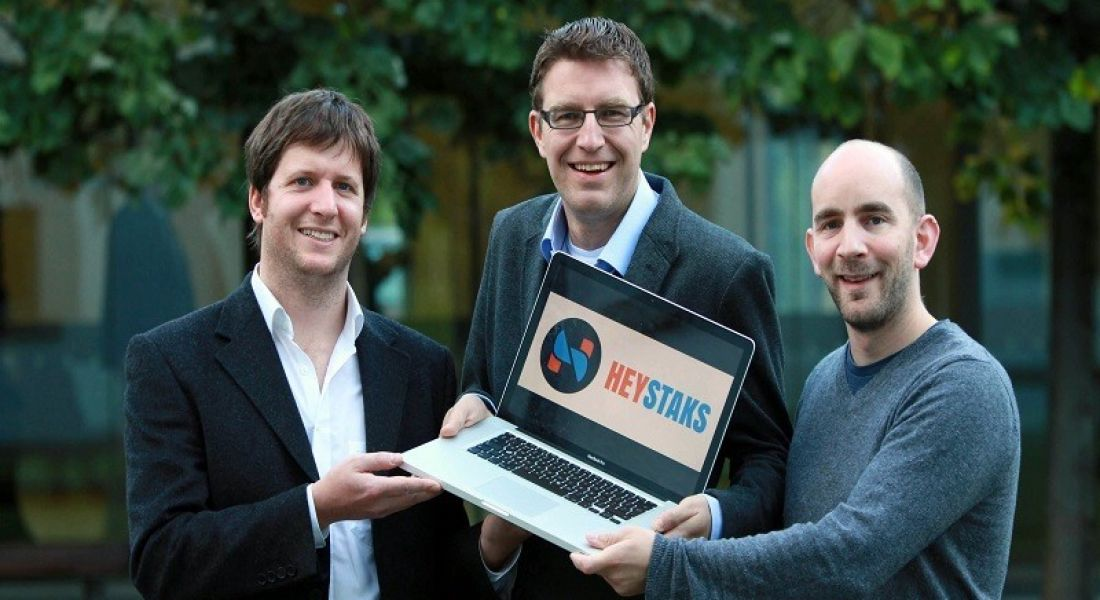 HeyStaks to create 20 jobs with €1.5m investment for Irish start-up