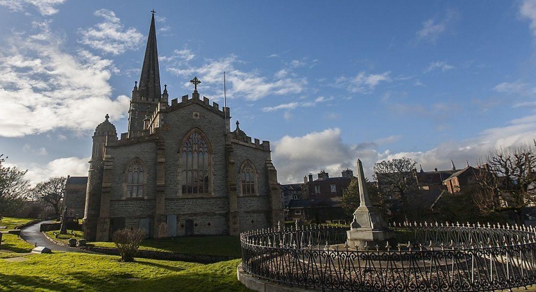 St Columbs Hall – Tech jobs in Derry