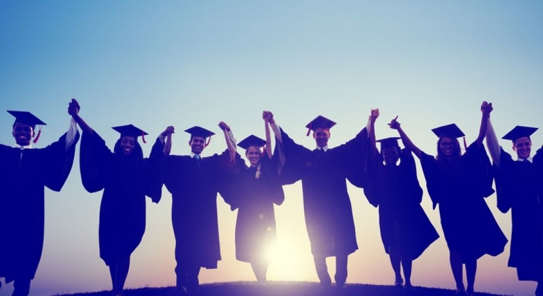 Ireland has more than 1m third level graduates in its population
