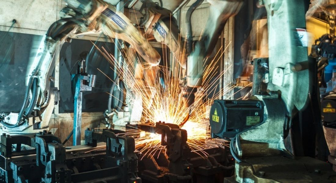 Man v machine : technology taking over jobs
