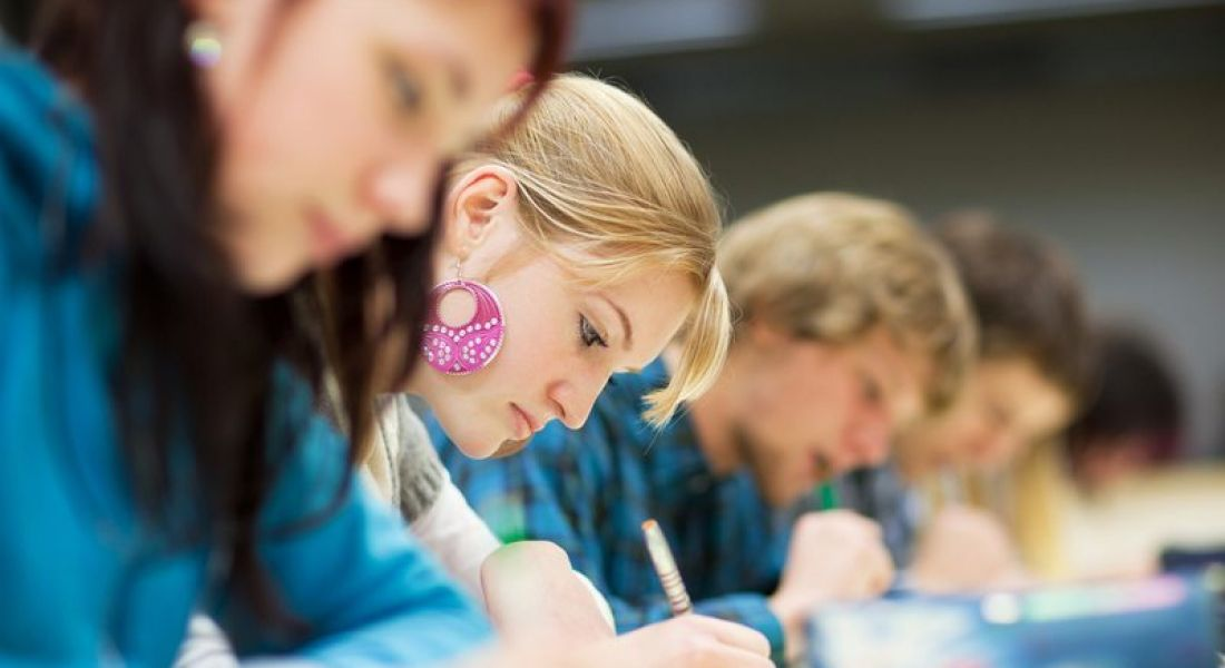 Exam hall | Leaving cert results