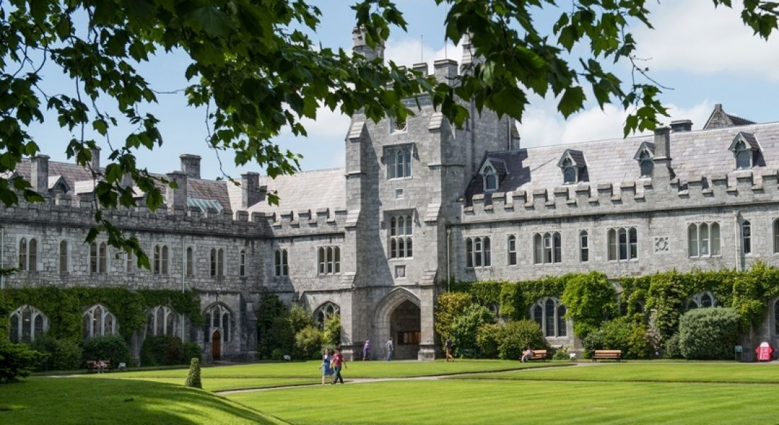 Research jobs: The Quad at UCC