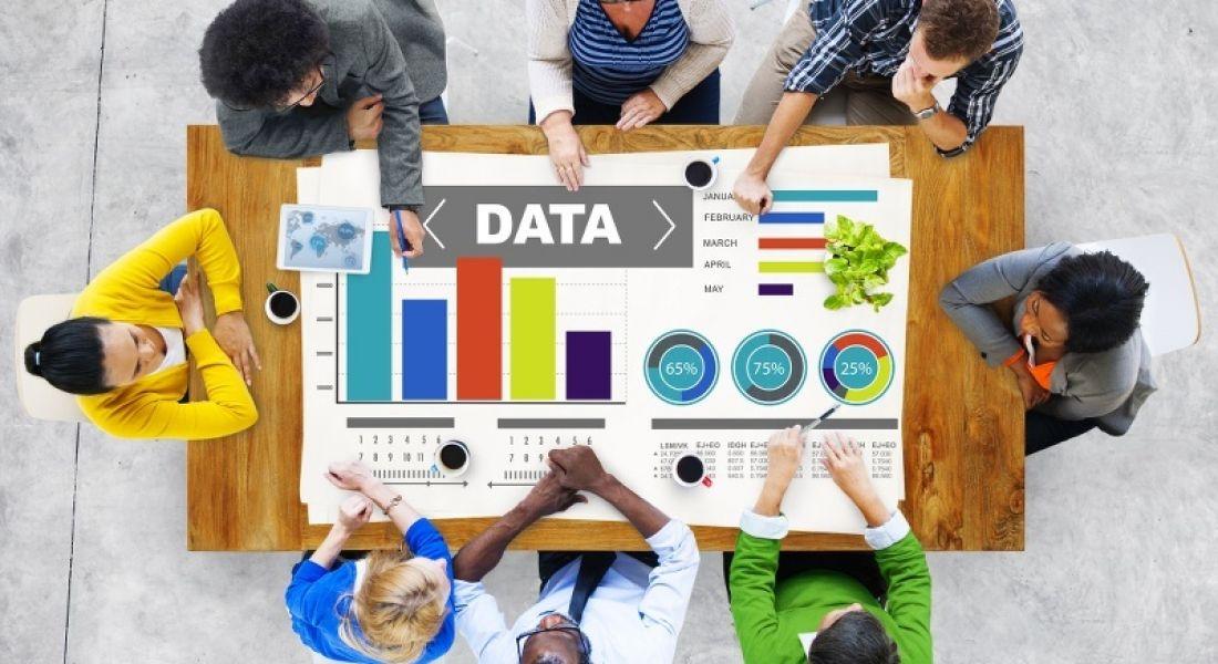 Data jobs in Ireland