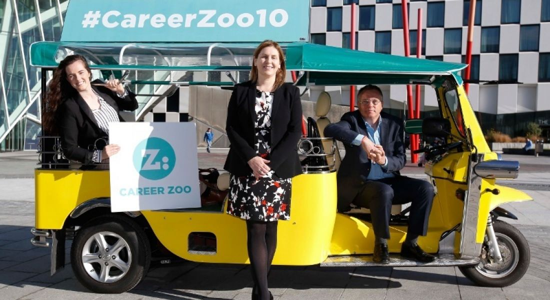 Career Zoo offers trove of job opportunities, say past participants
