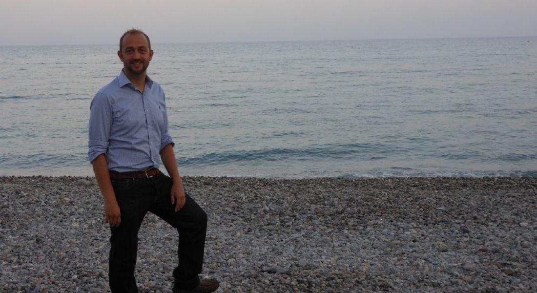 Roberto Druetto, associate technical manager at AOL