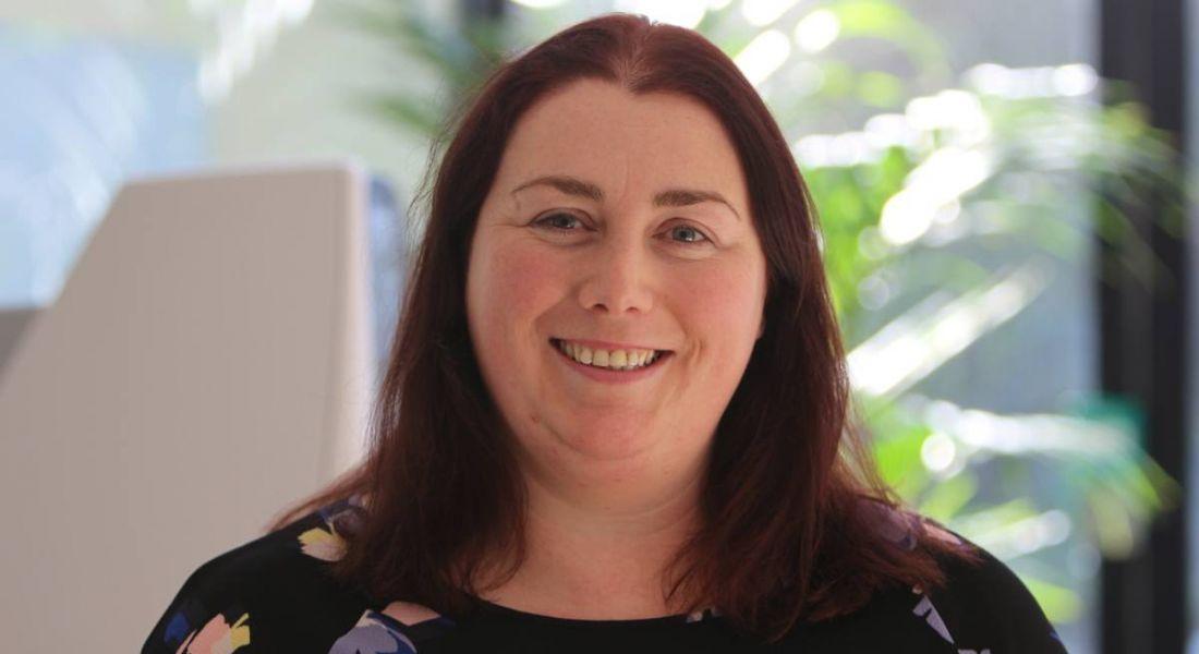 Siobhan Cashman, a senior R&D scientist at BD