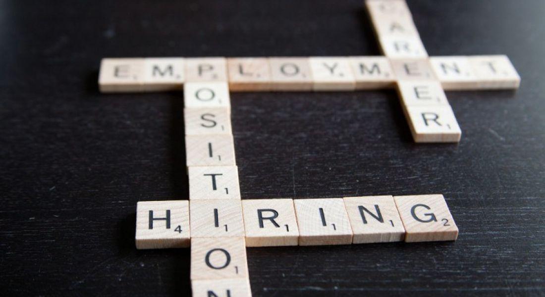 Employment Scrabble