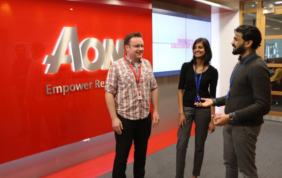 Life at Aon Centre for Innovation and Analytics