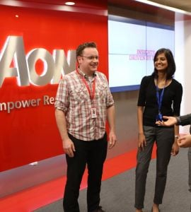 Aon Centre for Innovation and Analytics