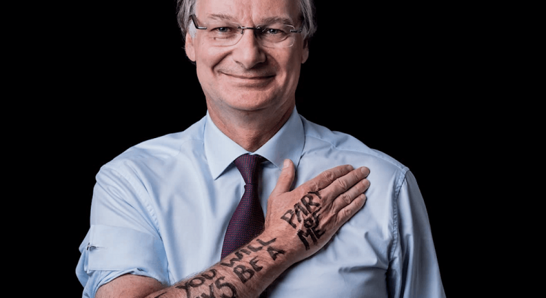 "Accenture CEO on gender equality: ""We have to take care of all people"" (video)"