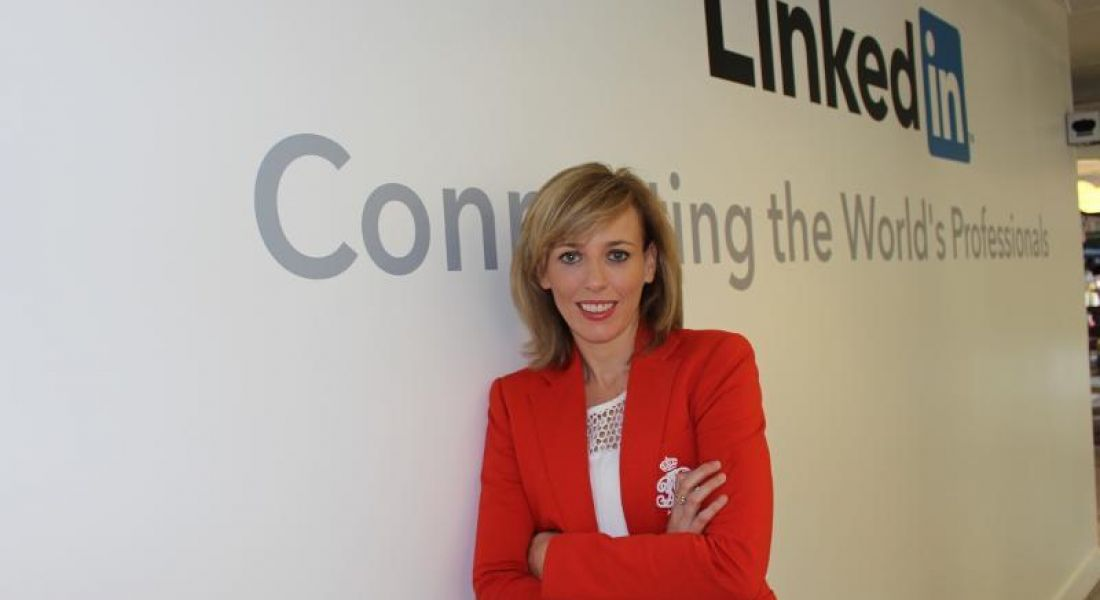 Maria Guinane, head of talent acquisition, LinkedIn