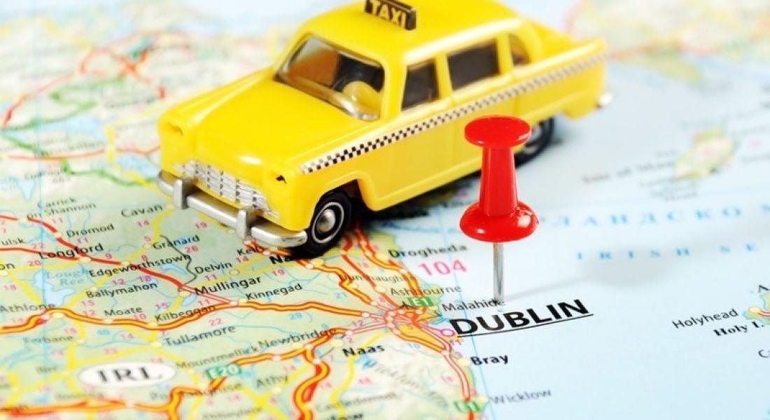 icabbi-taxi-dublin-shutterstock