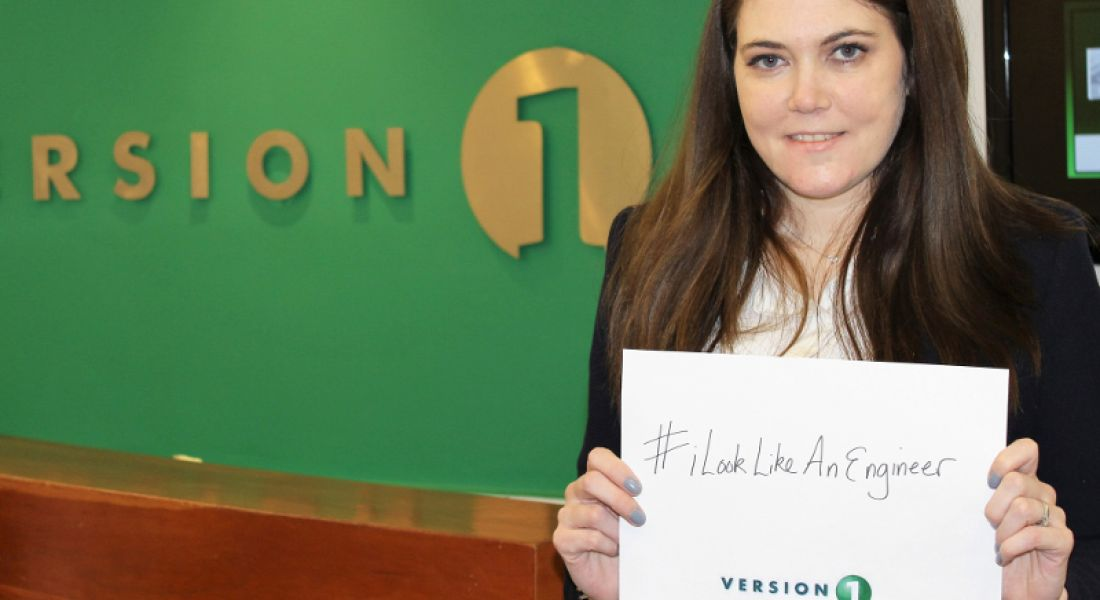 #iLookLikeAnEngineer: Victoria Kenny, engineer at Version 1