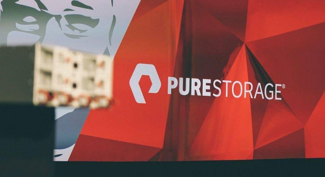 Pure Storage Dublin